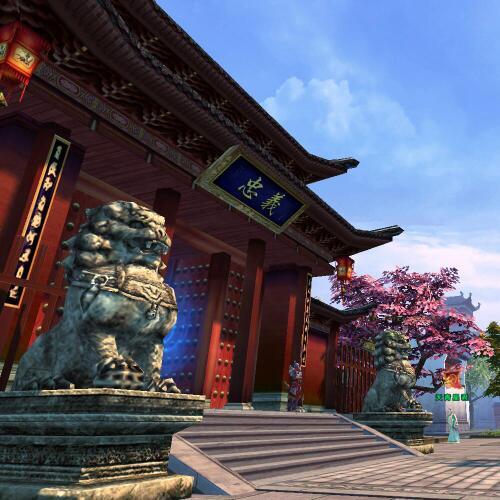 中国仙侠网游《封天》