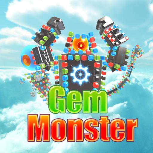 (VR)Gem Monster
