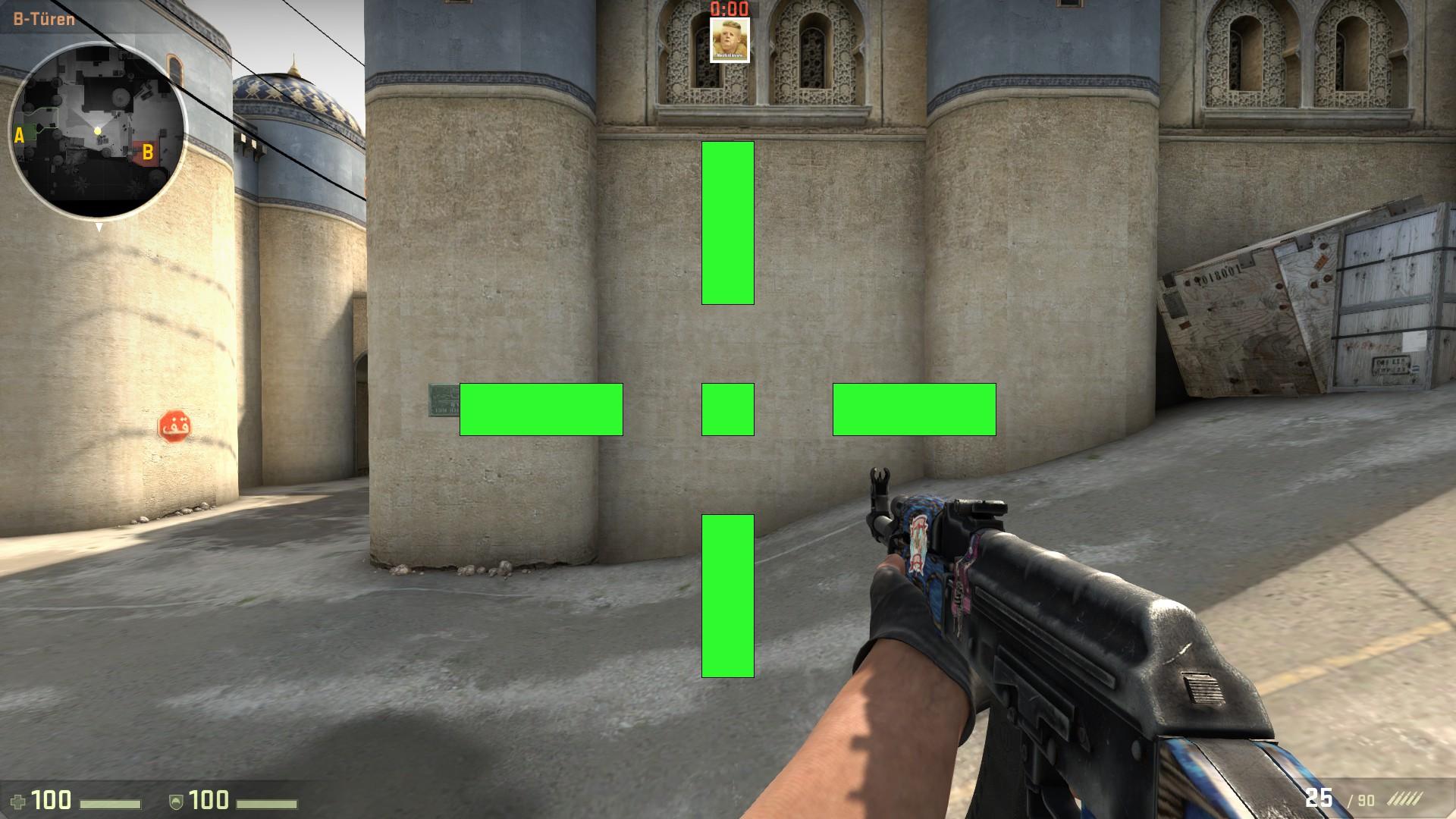 Steam Community :: Guide :: ( ͡° ͜ʖ ͡°) CS:GO Crosshairs ...