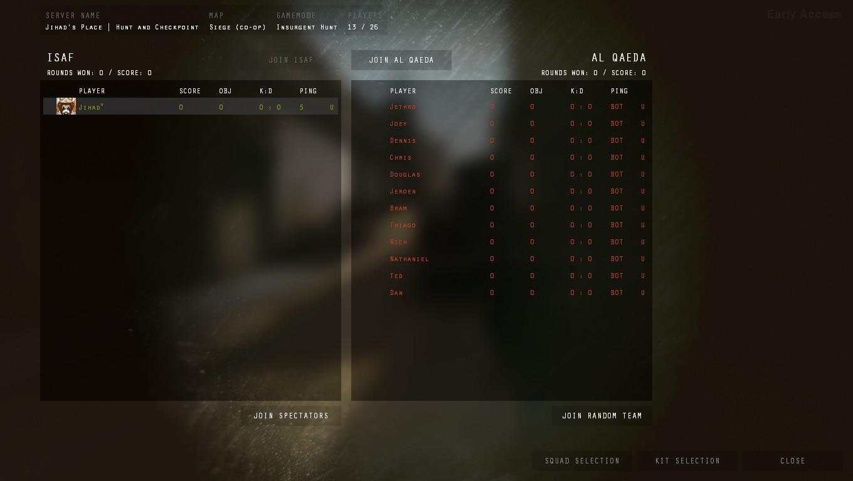 Arma 3 dedicated server connecting failed d