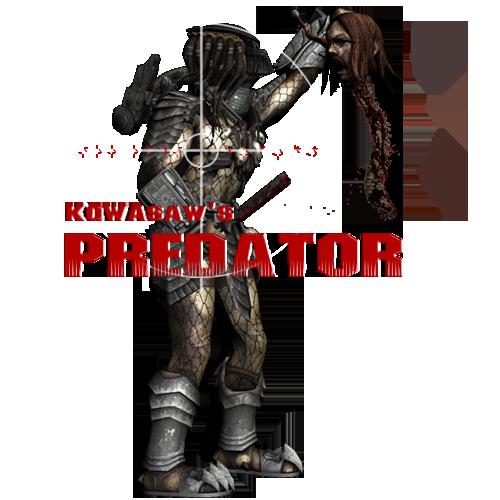 Predator Skin For Killing Floor