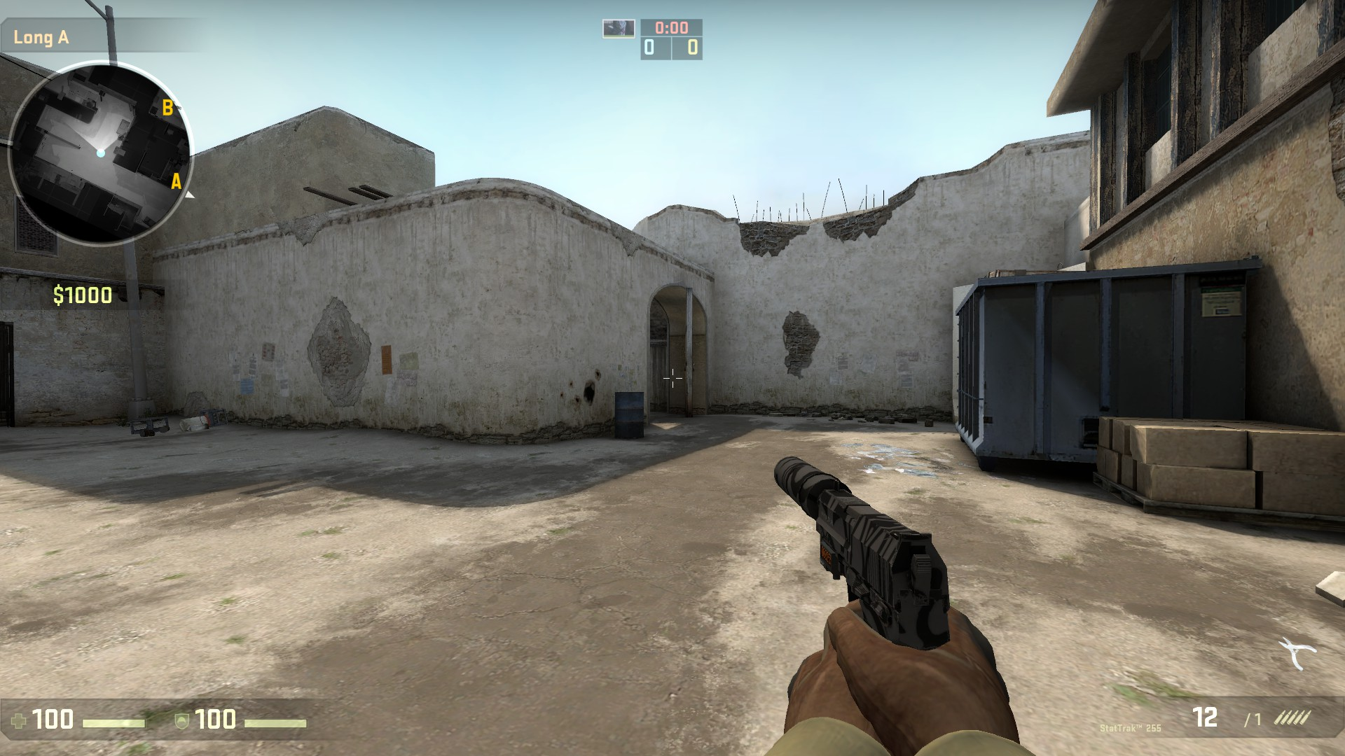 Cs go viewmodel bobbing