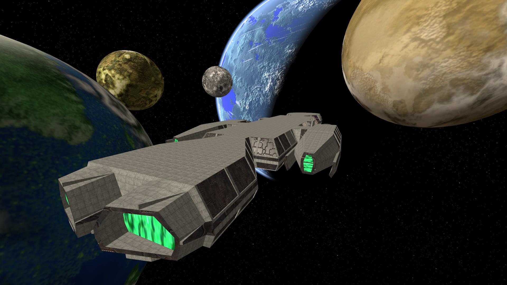 Spacebuild для garrys mod